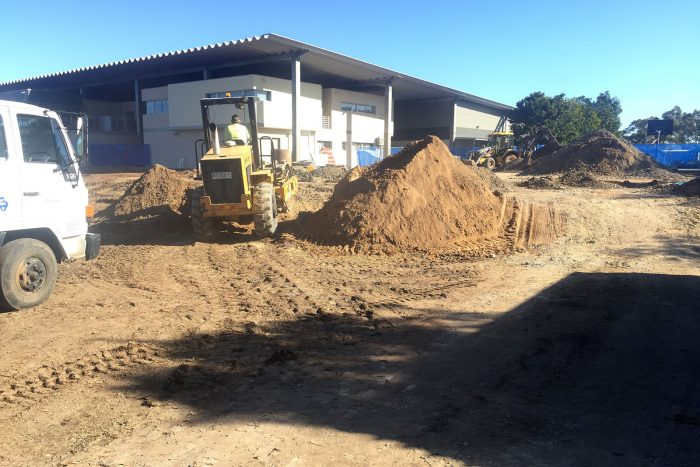 Newman College Civil Works