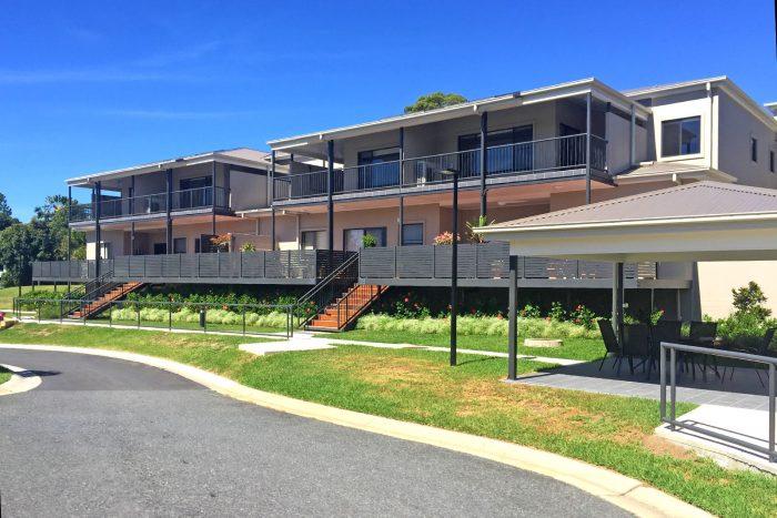 Riverside Gardens Independent Living Units