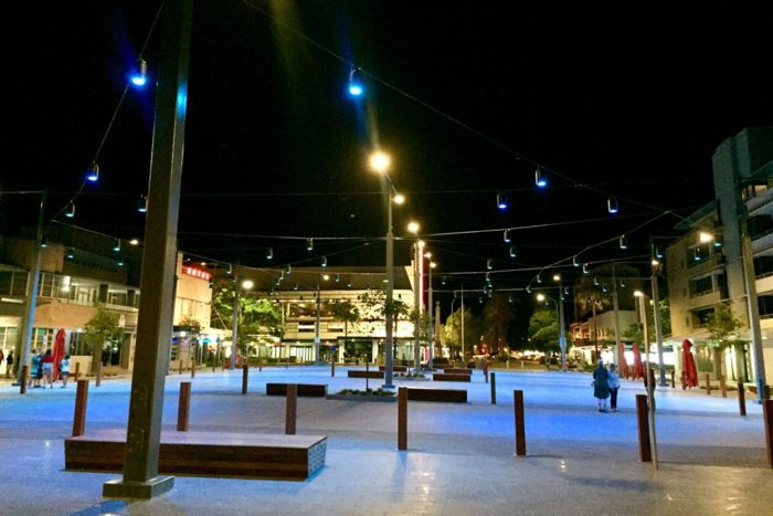 TCMP Town Square Upgrade