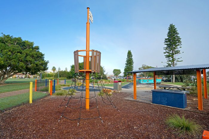 Westport Park Inclusive Playground